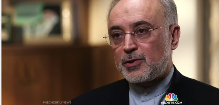 Iranian Scientist Who Made Nuclear Deal with U.S. Speaks to NBC News