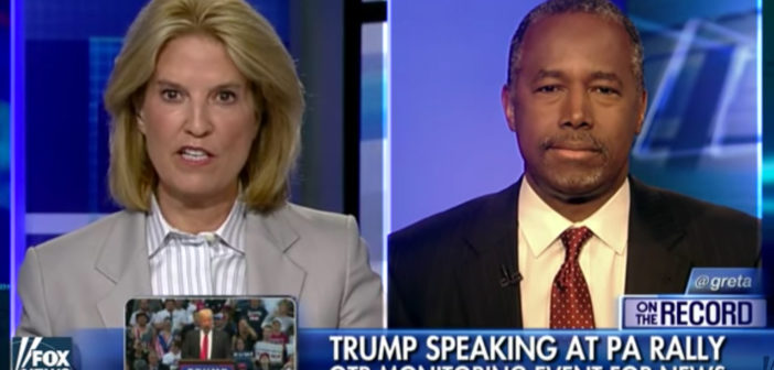 Ben Carson: Denying Trump nomination would 'shatter' the GOP