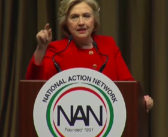 Clinton to African-American voters: 'We cannot take you or your vote for granted'