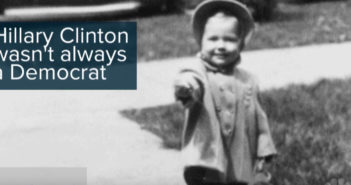 When Hillary Clinton Was A Republican | NBC News