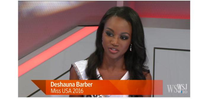 Meet Miss USA 2016 Deshauna Barber