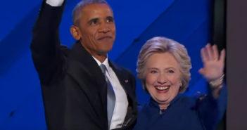 Obama: Ready to 'Pass the Baton' to Clinton