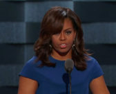 Michelle Obama: 'I'm With Her'