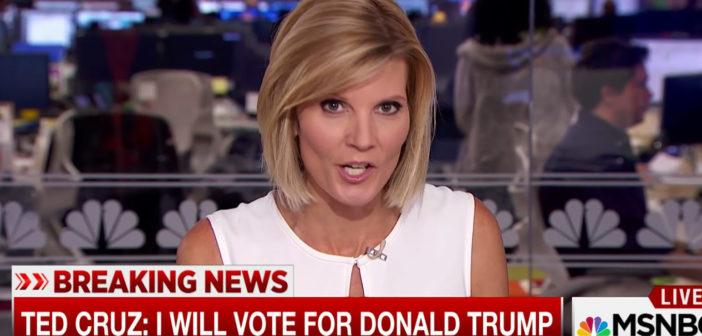 Ted Cruz: I Will Vote For Donald Trump