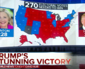 Donald Trump Defies Polls and Takes the White HOuse