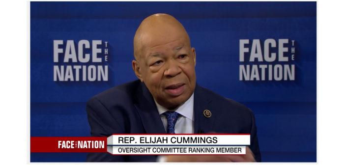 ElijahCummings on Trump