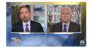 John McCain: 'I Worry About The President's Understanding' Some Issues