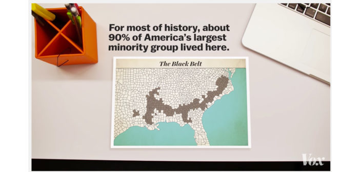 Why African-Americans left the south in droves — and what's bringing them back