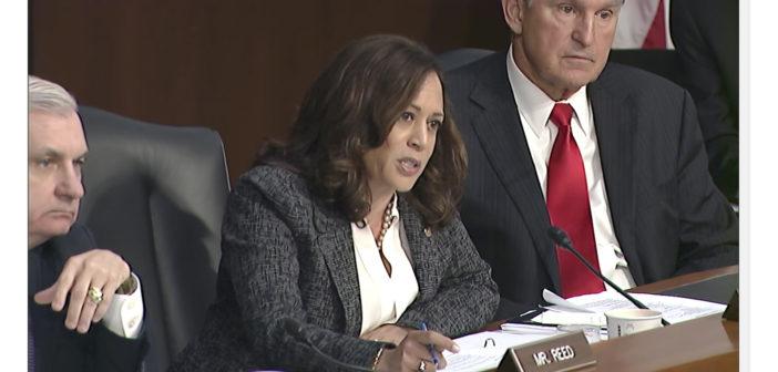 Senator Kamala Harris Questions former FBI Director James Comey