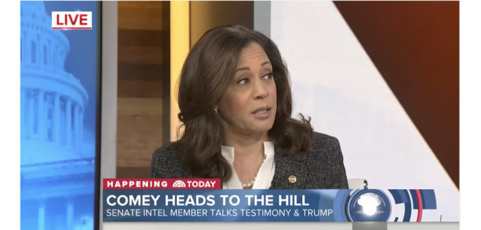 Sen. Kamala Harris: 'We Have To Get To The Truth'