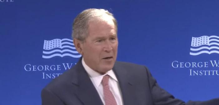 George W. Bush Speech on Freedom and U.S. Leadership