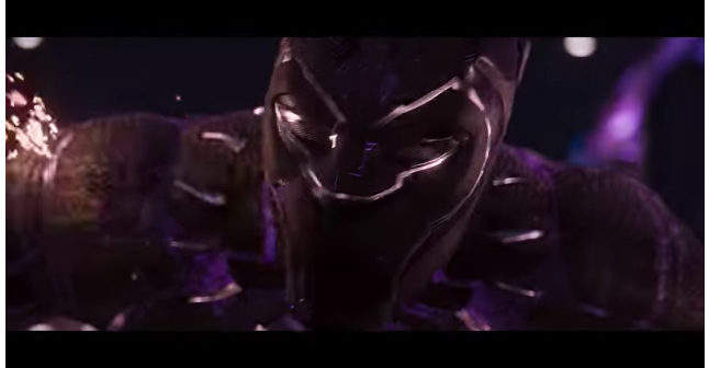 """""""Black Panther"""" review by Kenneth Turan   Los Angeles Times"""