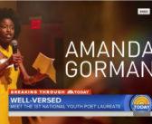 Amanda Gorman: Meet The First African-American Youth Poet Laureate