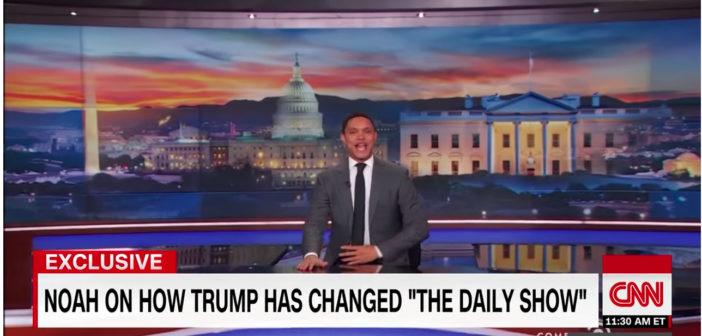 Trevor Noah: Trump's focus is underestimated